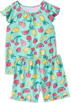 Gymboree Fruit 2-Piece Sleep Set