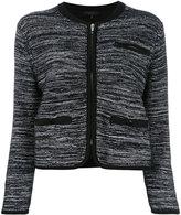 Rag & Bone zipped cropped jacket