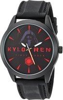 Star Wars Boy's Quartz Plastic Casual Watch, Color: (Model: SW7AQ070)