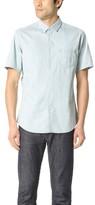 Steven Alan Short Sleeve Jasper Shirt
