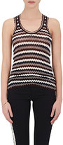 Etoile Isabel Marant Women's Amory Cotton Tank Top-BURGUNDY