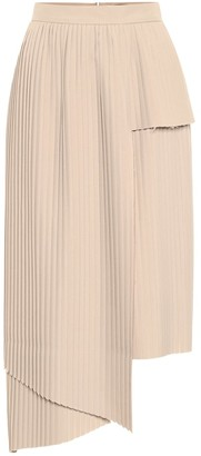 Rokh Pleated skirt