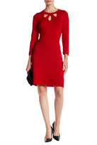 Nine West Cutout Knit Dress