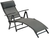 Thumbnail for your product : Suntime Havana Sun Lounger, Charcoal