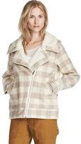 Woolrich Women's Mill Wool Sherpa Jacket
