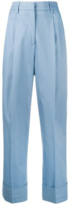 Essentiel Antwerp Vibez high waisted trousers