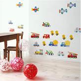 Toy Cars, Trucks, Airplanes...Kids Wall Sticker