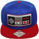 Bioworld Men's Licensed Nintendo Controller Snapback Hat O/S