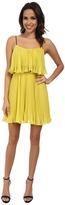 ABS by Allen Schwartz Pleated Cami Dress