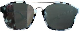 Christian Dior Abstract Multicolour Plastic Sunglasses