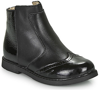 GBB OURIETTE girls's Mid Boots in Black