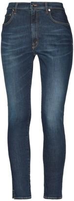 (+) People Denim pants