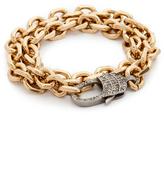 nathan&moe Nathan & Moe Melody Double Wrap Bracelet