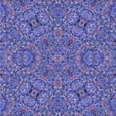 Blue Area Abstract Wool Rug East Urban Home Rug Size: Square 4'