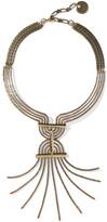 Lanvin Elvira Gold-tone Necklace - one size
