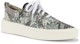 Fear Of God 101 Lace Up Sneaker in Prairie Ghost Camo | FWRD