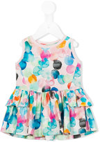 No Added Sugar Longing to See You dress - kids - Cotton/Spandex/Elastane - 3 mth