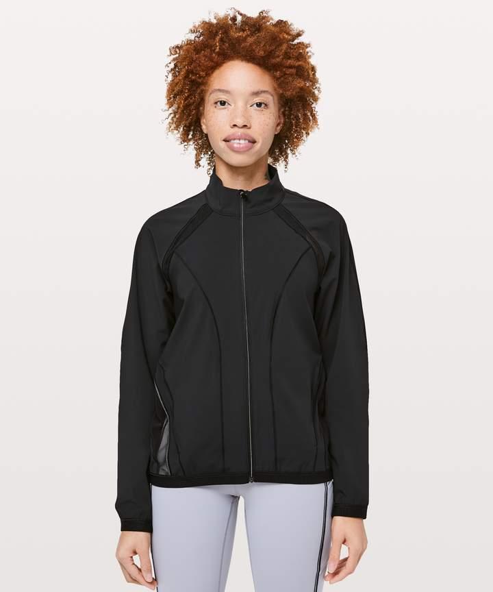 Lululemon Breeze In Jacket