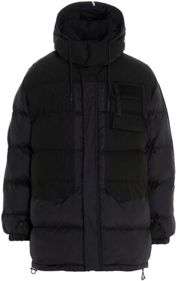 McQ Hooded Down Jacket