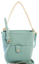 Isa Belle Isabelle Blue Mini Handbag