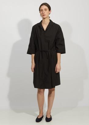 Collar Cotton Dress