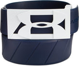 Under Armour Men's Silicone Golf Belt