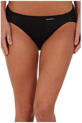 Jockey No Panty Line Promise(r) Tactel(r) Hi Cut (Black) Women's Underwear