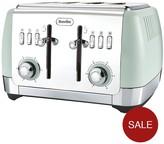 Breville Strata Green 4-Slice Toaster