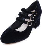 ELOQUII Plus Size Mary Jane Buckle Heel