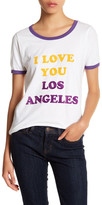 Junk Food Clothing Los Angeles Lakers Graphic Tee