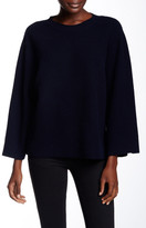 Helmut Lang Wool & Cashmere Blend Pullover Sweater