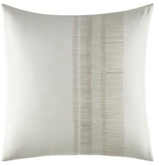 Vera Wang Pucker Grid Square Throw Pillow