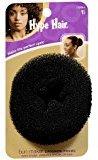 Hype Hair Bun Maker Black - 3PC