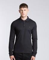Calvin Klein Jeans Parrot Long Sleeve Polo Shirt