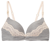 Stella-McCartney-Lingerie Elena Reading Padded Soft Bra