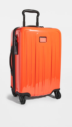 Tumi International Expandable 4 Wheel Carry On Suitcase