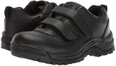 Propet Cliff Walker Low Strap (Black Grain) Men's Shoes
