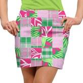 Loudmouth Women's Loudmouth Mint Julep Golf Skort