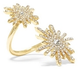 Vince Camuto Double Starburst Ring