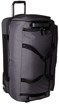 Travelpro BOLD by 30 Drop Bottom Rolling Duffel (Gray/Black) Duffel Bags