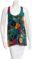 M Missoni Printed Sleeveless Top