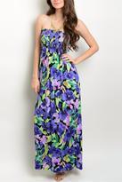 Gilli Flower Smocked Dress