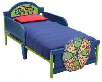 Delta Children Ninja Turtles Convertible Toddler Bed