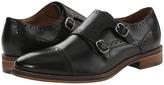 Johnston & Murphy Conard Double Monk Strap Men's Shoes