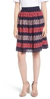 Draper James Women's Ivy Lace Skirt