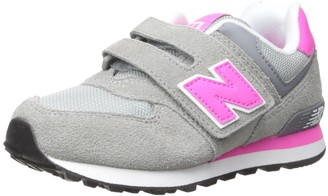 new balance 574 bambini rosa