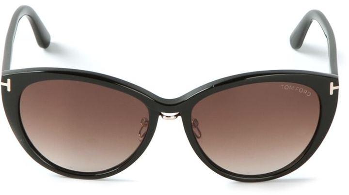 Tom Ford cats eye sunglasses