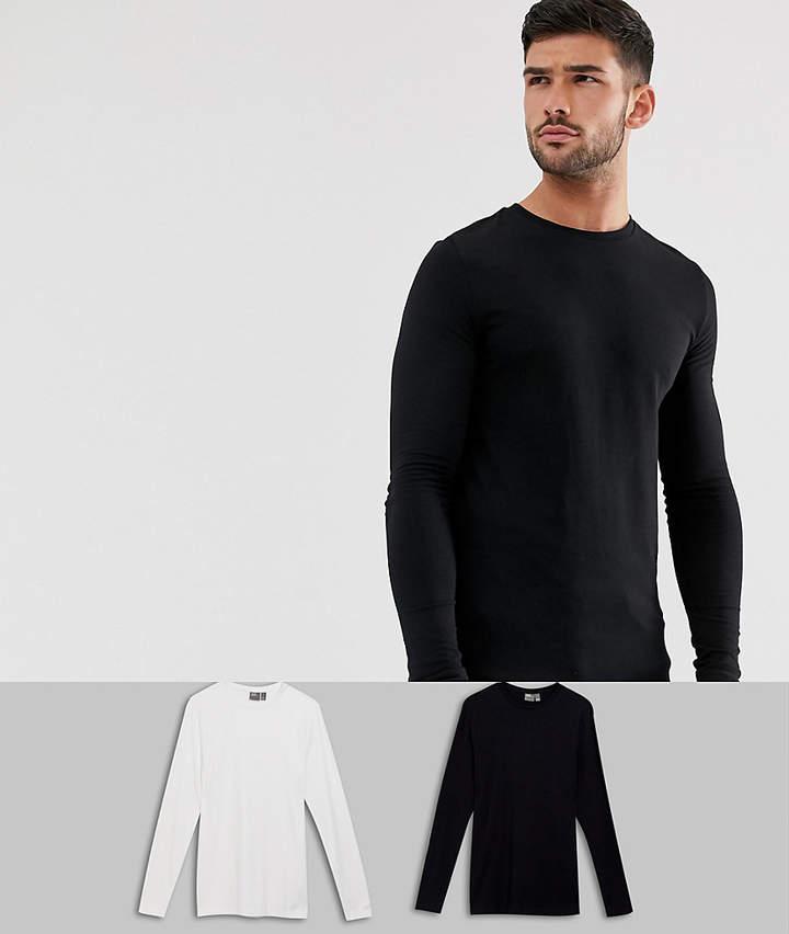 32be112363da Asos Muscles T-shirt Multi - ShopStyle