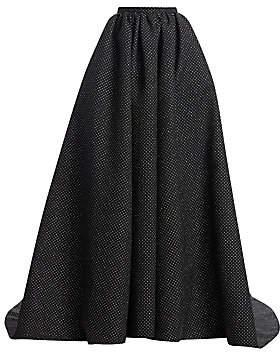 Rosie Assoulin Women's Polka-Dot Ball Skirt