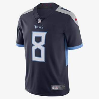Nike Men's Limited Vapor Untouchable Football Jersey NFL Tennessee Titans (Marcus Mariota)